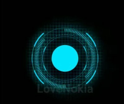 Nokia 9 snímač otisků prstů pod displejem