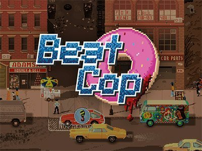 Android hra Beat Cop