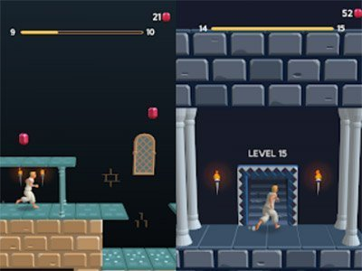 Hra Prince of Persia : Escape
