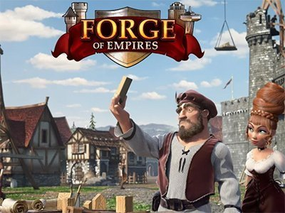 Android hra Forge of Empires
