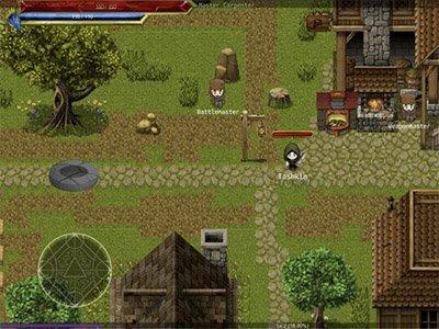 MMORPG hra Trulion Online