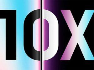 Samsung Galaxy 10 X