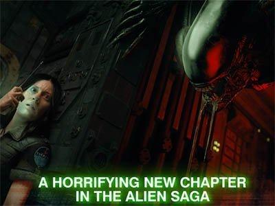 Hororová hra Alien: Blackout