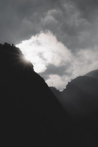 Mlhavé prostředí