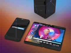 LG představí skládaný telefon na MWC 2019