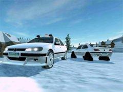 Hra Off-road zimní edice