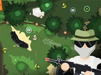 Airsoft android akční hra ke stažení