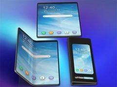 Samsung Galaxy Fold se dvěma bateriemi