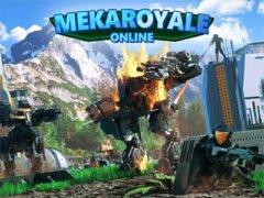Hra MekaRoyale