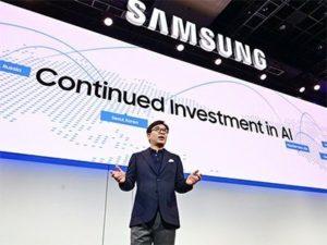 Samsung a umělá inteligence, 5G síť a IoT