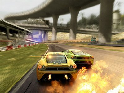 Závodní android hra Racing Fever 3D: Speed