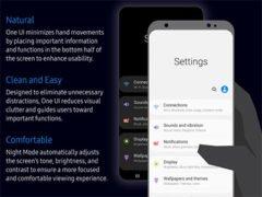 Infografika: Jak se vyvíjelo rozhraní od Samsungu