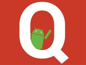 Systém Android Q