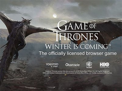 Android hra Game of Thrones