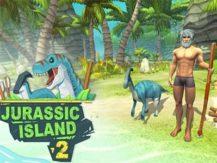 Hra Jurský Ostrov 2