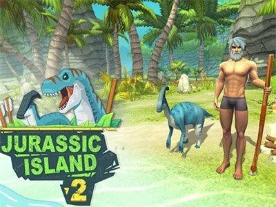 Android hra Jurský Ostrov 2 ke stažení zdarma