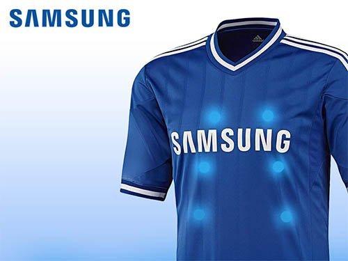 Chytré tričko Samsung