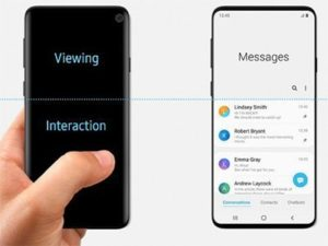Samsung Galaxy One UI