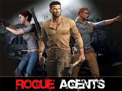 Android hra Rogue Agents