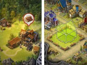 Android strategická hra Citadel