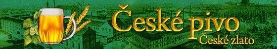 České pivo aplikace