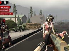 Hra The Walking Zombie 2: Zombie střílečka