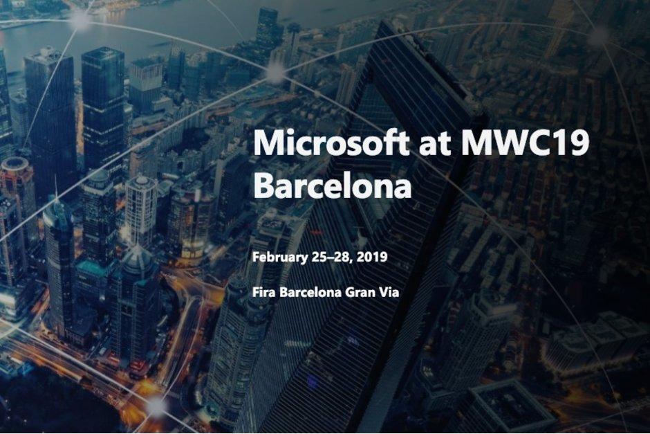 Microsoft na MWC 2019