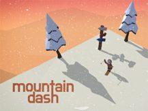 Hra Mountain dash