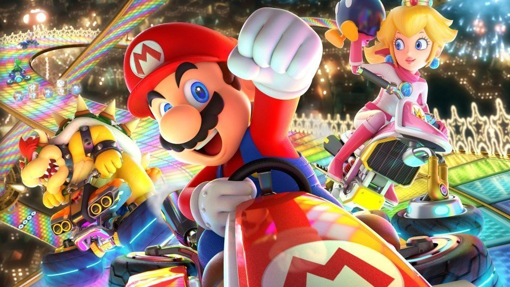 Mario Kart Tour ke stažení