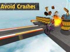 Hra Reckless rider