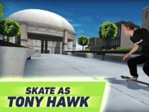 Hra Tony Hawks Skate Jam
