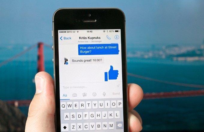 Facebook dovolí odstranit odeslané zprávy
