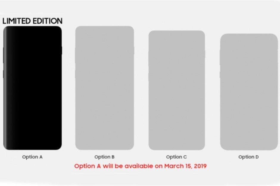 Limitovaná edice Samsung Galaxy S10+