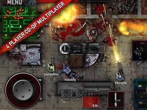 Akční hra SAS: Zombie Assault 3