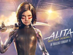 Nová RPG hra založena na filmu Alita: Bojový anděl