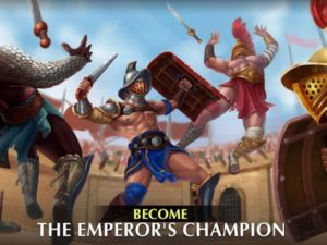 Android hra Gladiator Glory Egypt