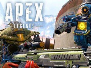 Apex hra od EA na mobil