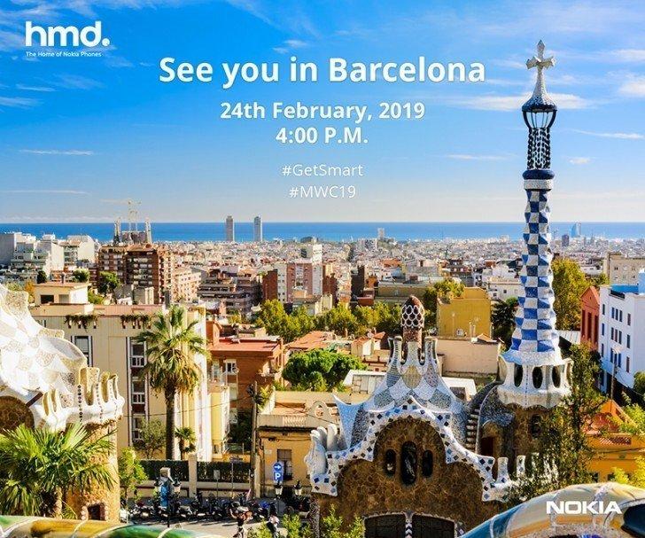 HMD Global a MWC 2019