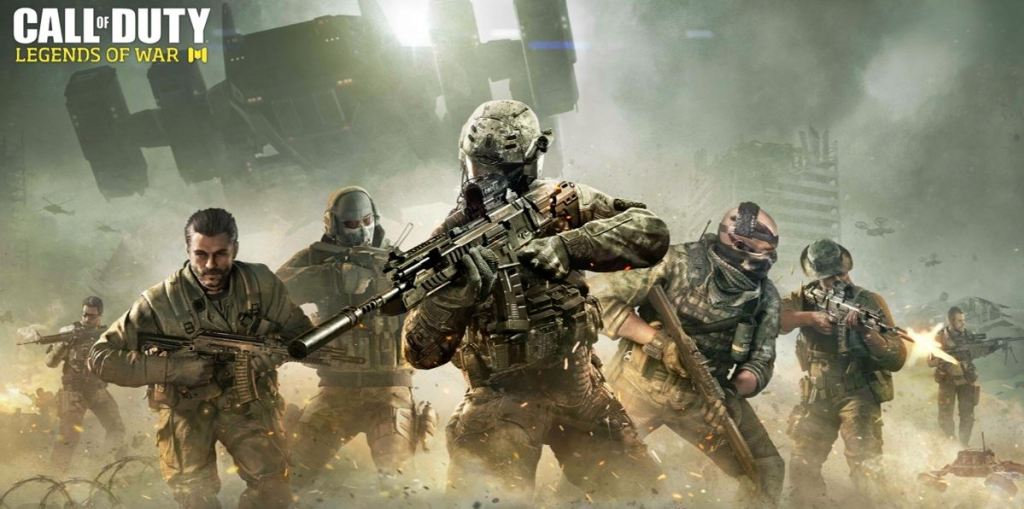 Call of duty mobile battle-royale