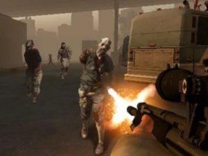 Dead Zombie Frontier War Survival 3D akční hra