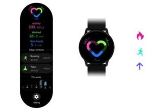 Samsung Galaxy Watch Active poběží na One UI