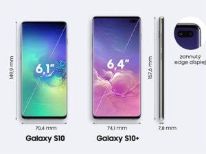 Samsung musel pozastavit aktualizaci Galaxy S10