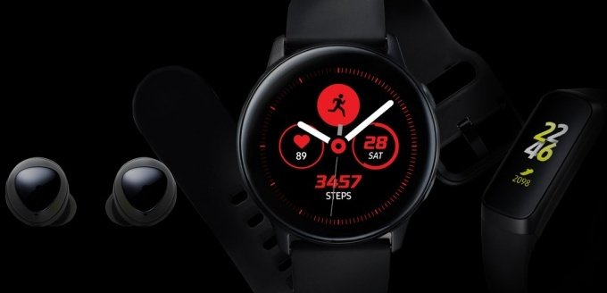 Samsung Galaxy Watch active hodinky