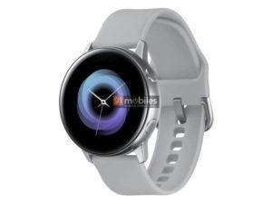 Samsung Galaxy Watch Active - nové informace o specifikacích