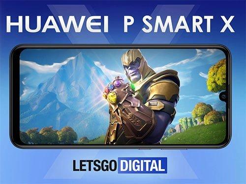 Huawei P Smart X