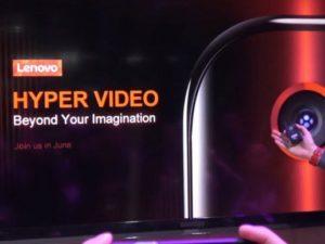 Hyper Video Lenovo Z6 Pro