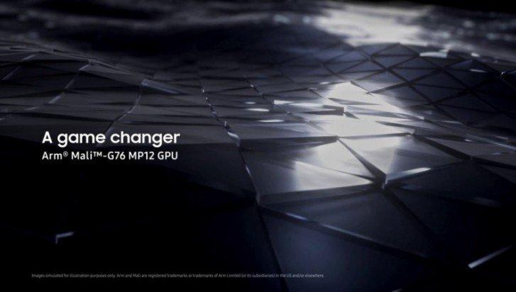 GPU Mali G76 u Exynos 9820