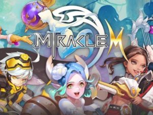 Android MMORPG hra Miracle M