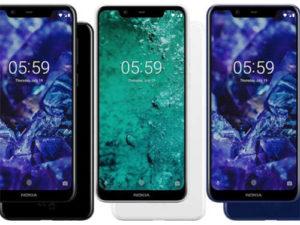 Dva vylepšené Nokia 5.1 Plus modely dorazí 7. února