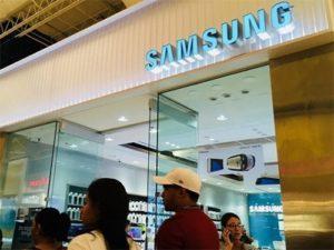 Samsung obchod